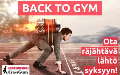 Back To Gym